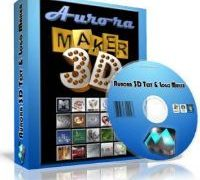 Aurora 3D Text & Logo Maker v13.12.01 Software Download