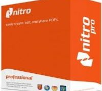 Nitro PDF Professional Enterprise  V9.0.12.8 (32 & 64Bit) + Keys