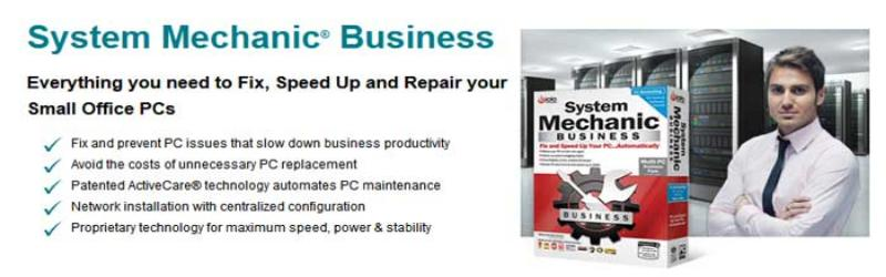System Mechanic Business
