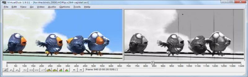 Virtual Dub Free Video Editor