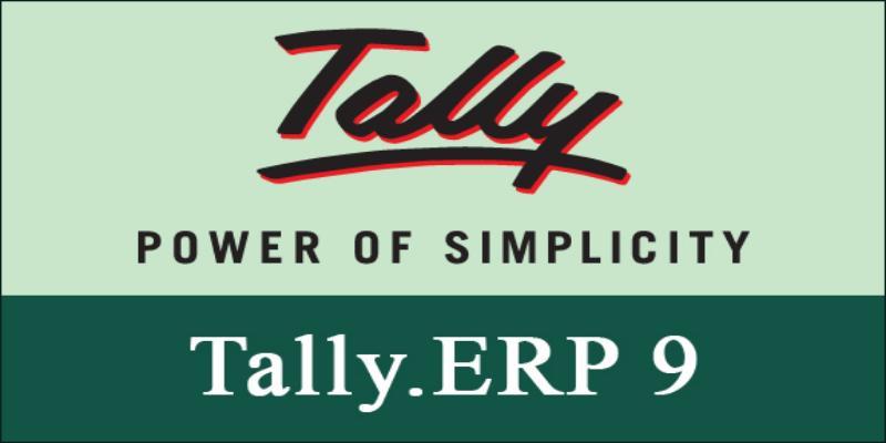 Tally ERP 9 Crack Tally 9 crack
