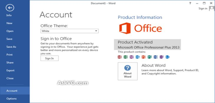Microsoft Office Torrent