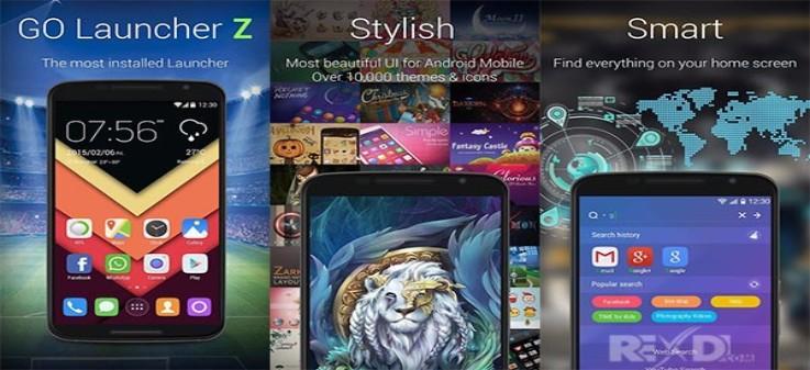 GO Launcher Prime Apk Z VIP v2.34