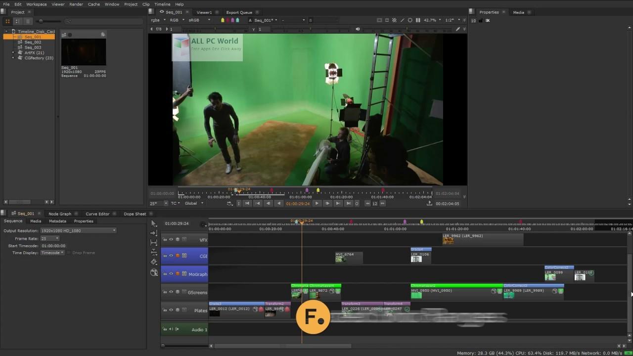The Foundry Nuke Studio 11.3 Free Download