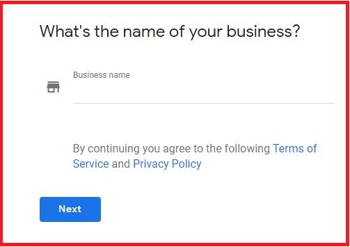 enter your company name