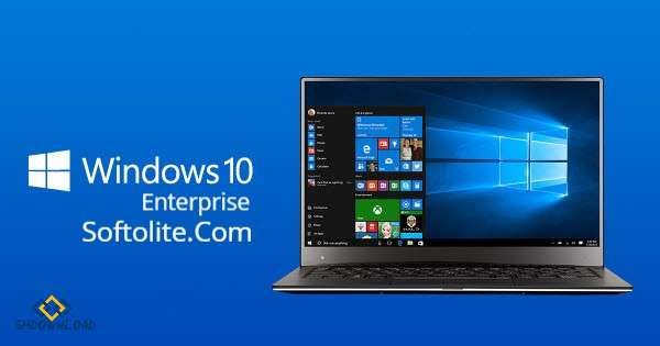 Microsoft Windows 10 Enterprise Free Download 32/64 Bit