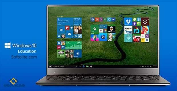 Microsoft Windows 10 Education Free Download 32/64 Bit