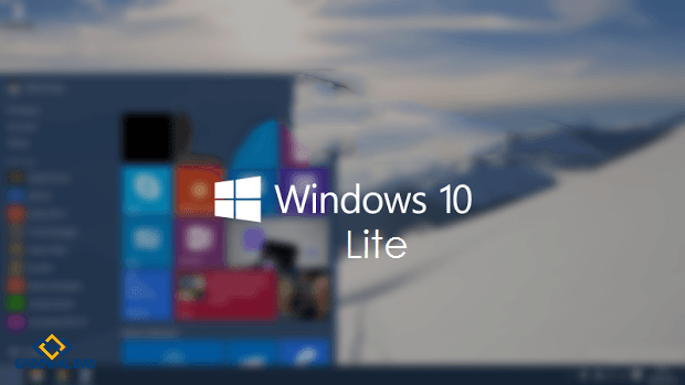 Microsoft Windows 10 Lite Free Download 32/64 Bit