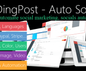 DingPost v1.3.4 - Social Auto Poster, Auto Scheduler & Marketing Solutions