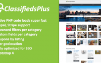 ClassifiedsPlus v1.03 - Classified Ads CMS