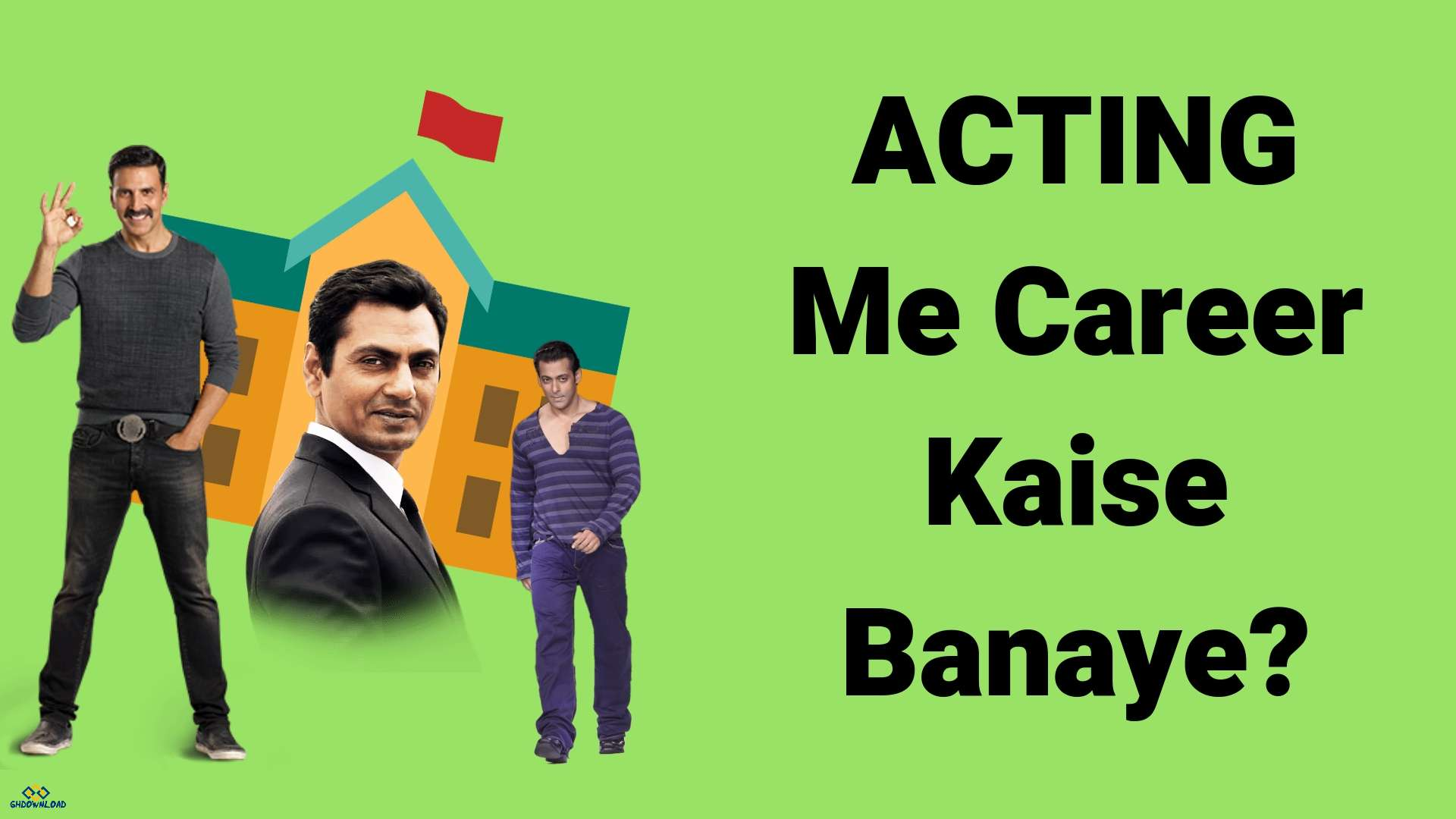 Do you act Kaise Banaye? Best Acting Schools in India