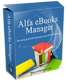 Alfa eBooks Manager Web Softwre Full Download
