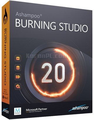 Ashampoo Burning Studio 20.0.4.1 + Portable
