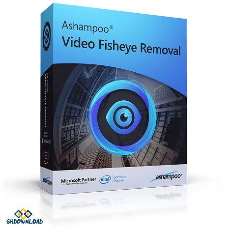 Download free version of Ashampoo Video Fisheye Removal