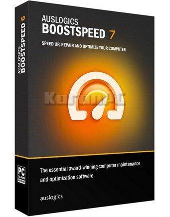 Auslogics BoostSpeed Full Download