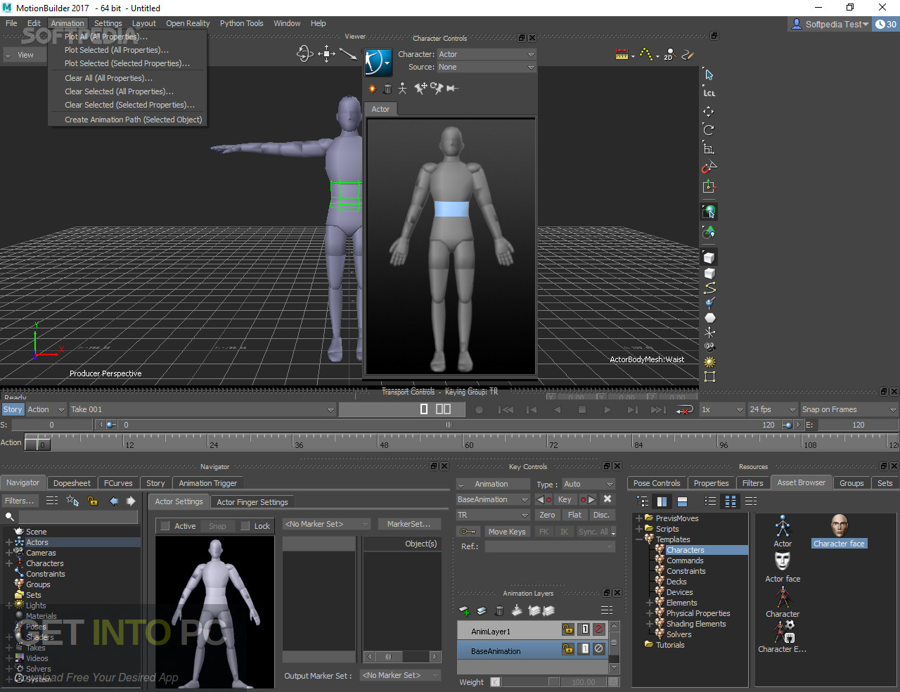 Autodesk MotionBuilder 2019 Latest version Download-GetintoPC.com
