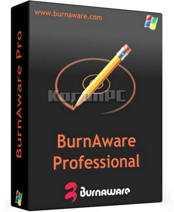 BurnAware Professional 12.0 + Portable [Latest]