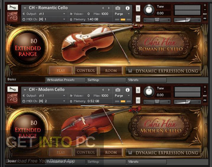 Chris Hein Solo Violin CONTACT Library Direct link Download-GetintoPC.com