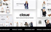 Claue v1.5.4 – Clean, Minimal WooCommerce Theme