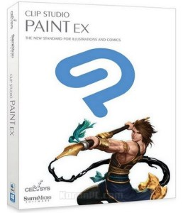 Clip Studio Paint EX Download Full