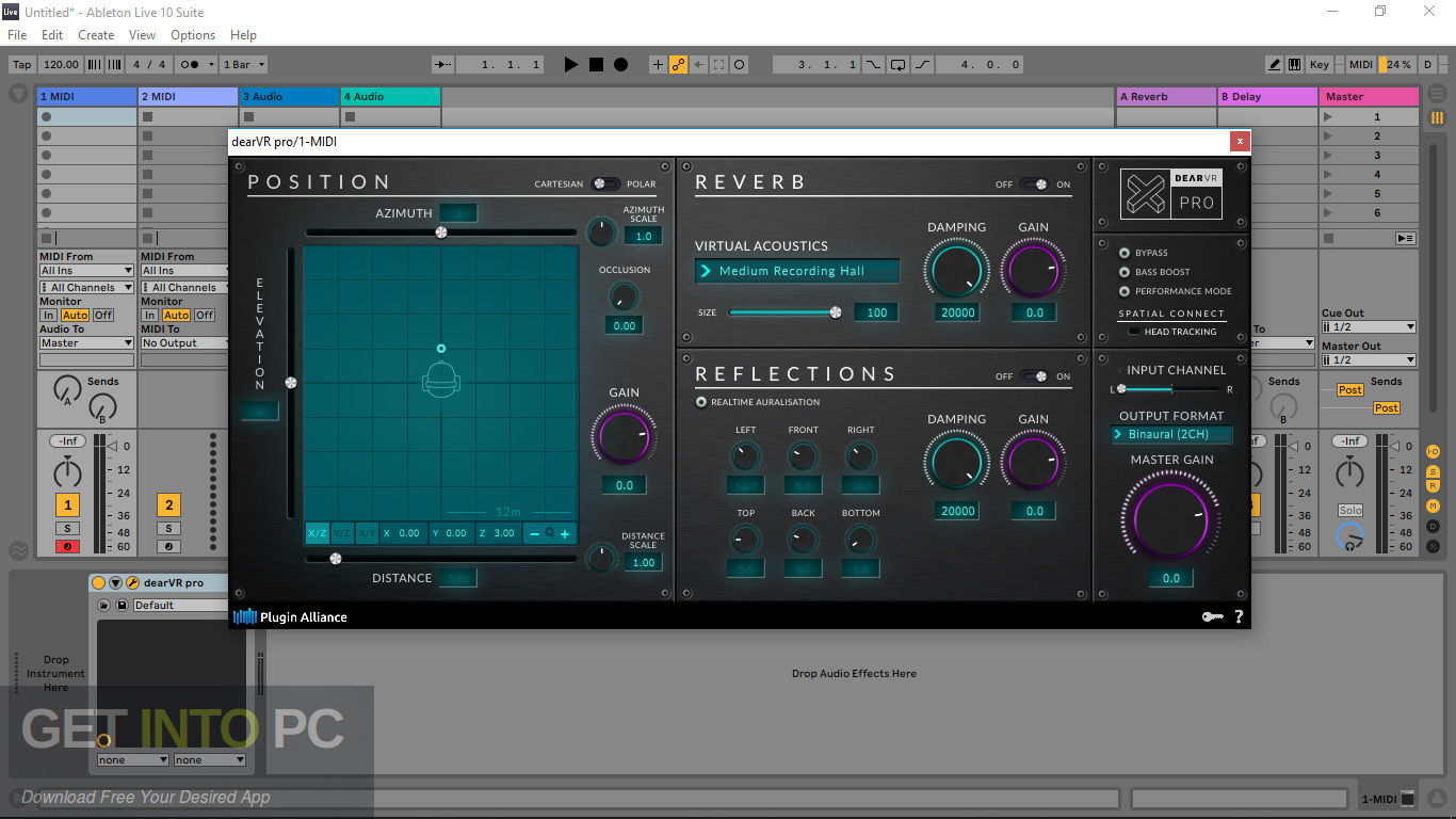 Dear Reality dearVR Pro VST Direct link Download-GetintoPC.com