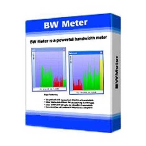 Download DeskSoft BWMeter 8.0 for free