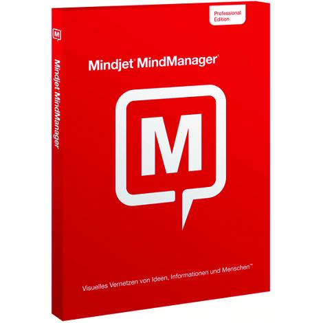 Download Mindjet MindManager 2019 v19.1