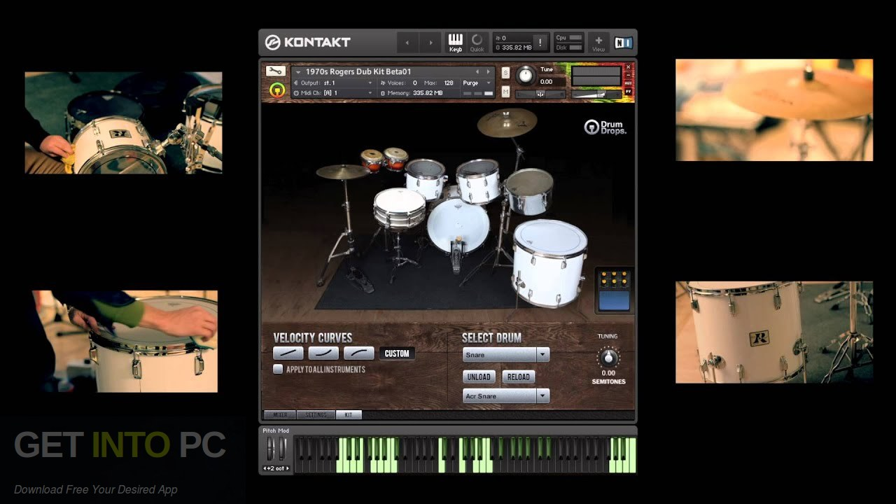 Drum drums Drum bundles CONTACT Library Direct link Download-GetintoPC.com