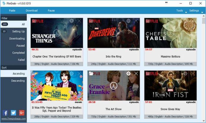 FlixGrab + Premium Full Download