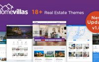 Home Villas v1.8 – Real Estate WordPress Theme