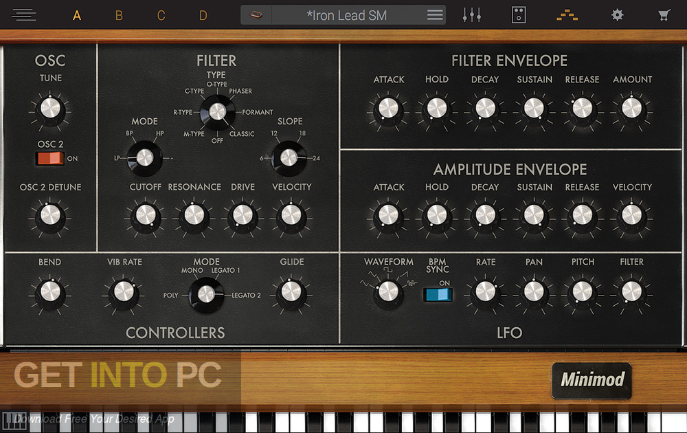 IR Multimedia Sintronic VST Direct link Download-GetintoPC.com