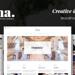 Jina v1.5 – Celebration Agency Theme