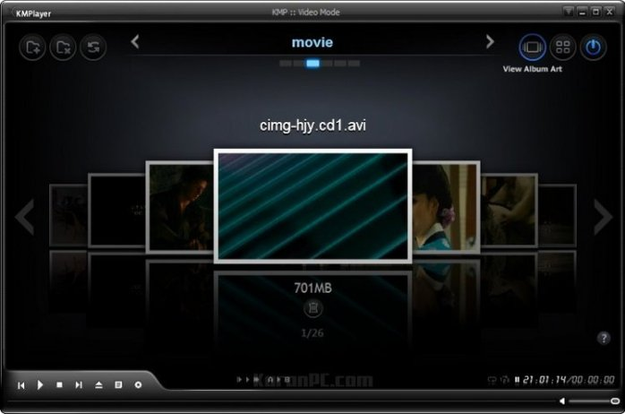 KMPlayer Portable Download