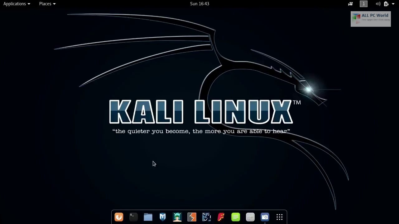 Kali Linux 2019 download for free
