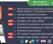 Listingo v3.1.9 - Service, Business Search and Directory