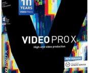 MAGIX Video Pro X10 16.0.2.317 Free Download