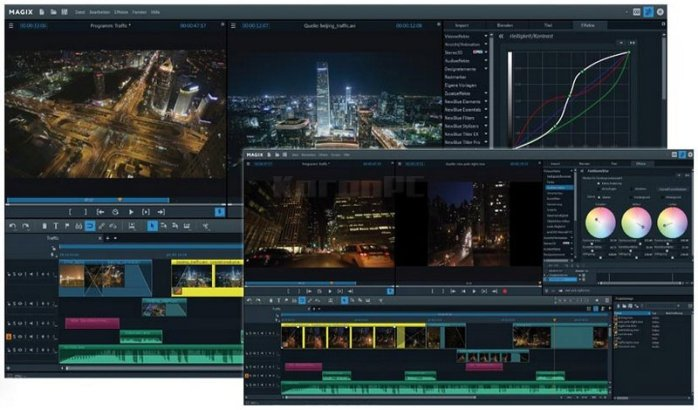 MAGIX Video Pro X Full Version