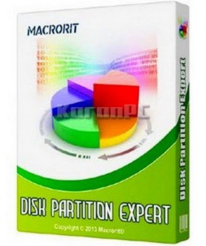 Macrorit Disk Partition Expert Full download