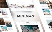 MiniMag v1.3.2 – Magazine and Blog WordPress Theme
