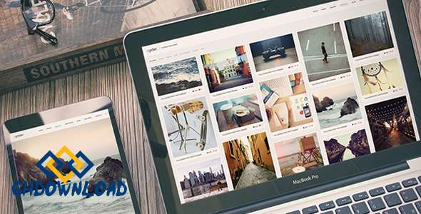 Oyster v3.9.8 – Creative Photo WordPress Theme
