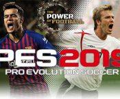 PES 2019 PRO EVOLUTIONARY FOOTBALL