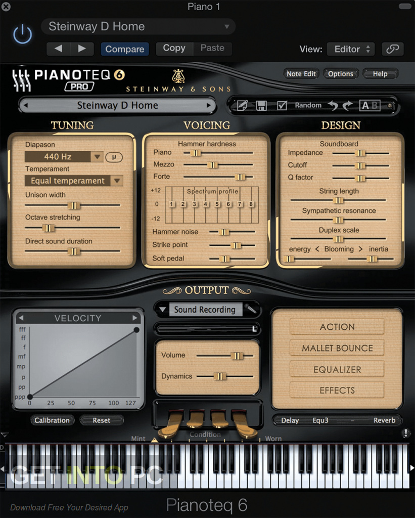 Pianoteq STAGE 6 VST Direct link Download-GetintoPC.com