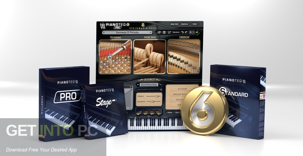 Pianoteq STAGE 6 VST Free DOwnload-GetintoPC.com