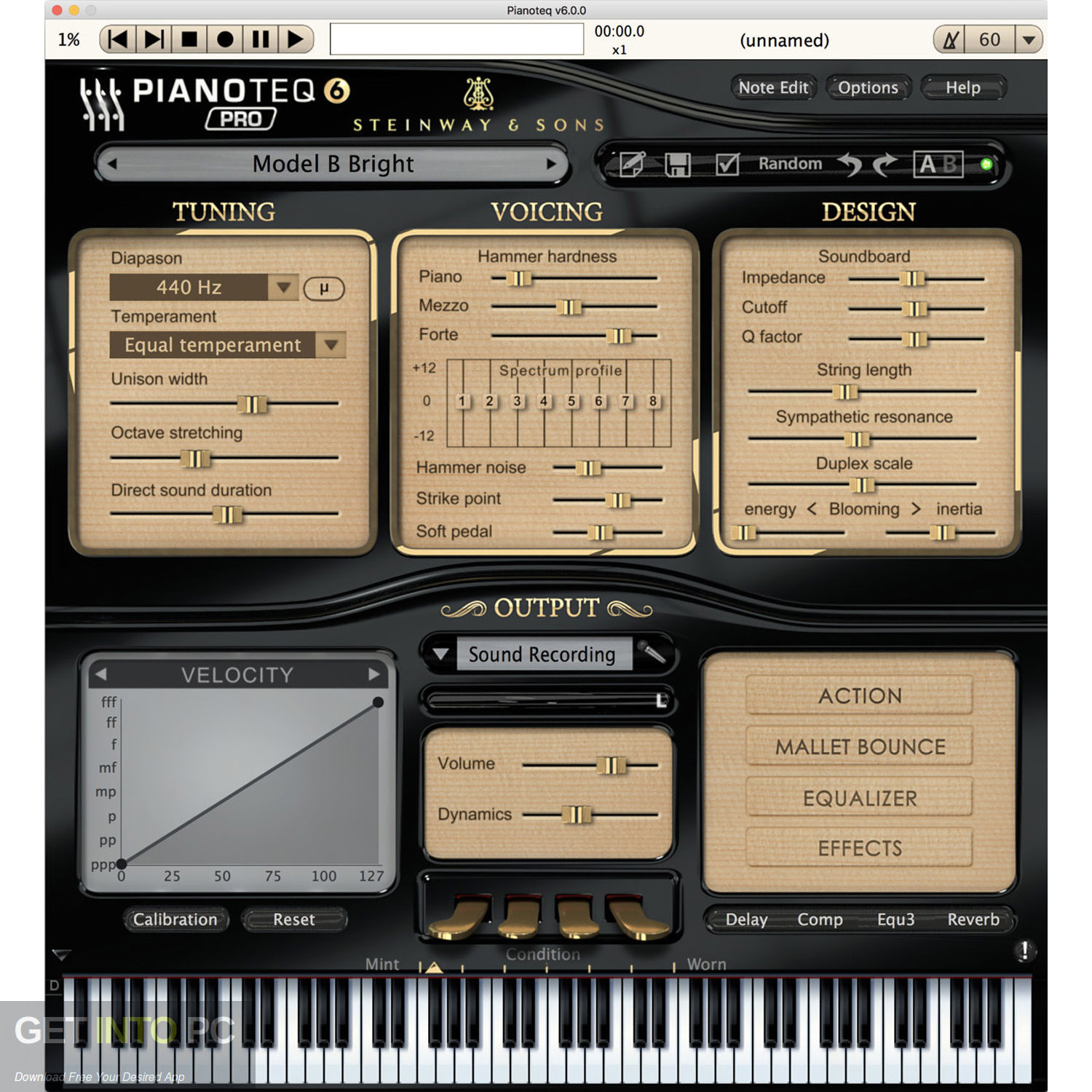 Pianoteq STAGE 6 VST Standalone Installer Download-GetintoPC.com