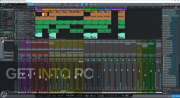 Direct link to Presonus Studio One Professional 4 - GetIntoPC.com