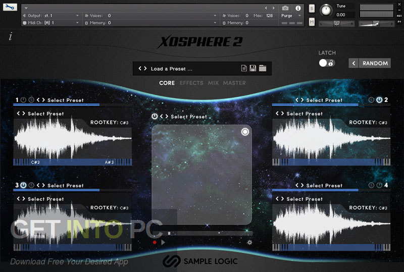 Sample Logic - Xosphere 2 Kontakt Library Latest version Download-GetintoPC.com