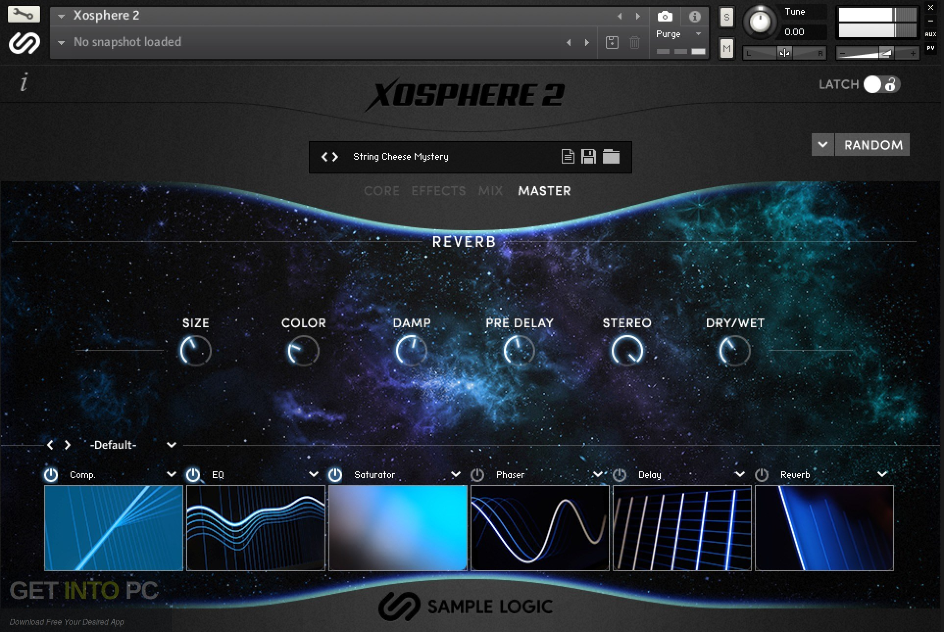Logic Example - Standalone Xosphere 2 Installer Kontakt Download-GetintoPC.com