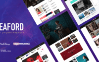 Seaford v1.0.2 – Multi-Purpose Magazine WordPress Theme