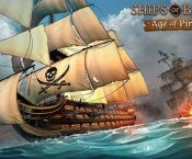 Ships of the combat age of pirates
