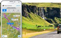 Sygic Cracked GPS Navigation APK + data + maps